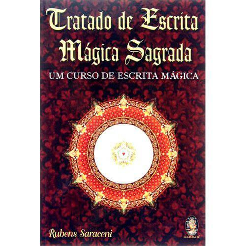 Tudo sobre 'Livro - Tratado de Escrita Mágica Sagrada: um Curso de Escrita Mágica'