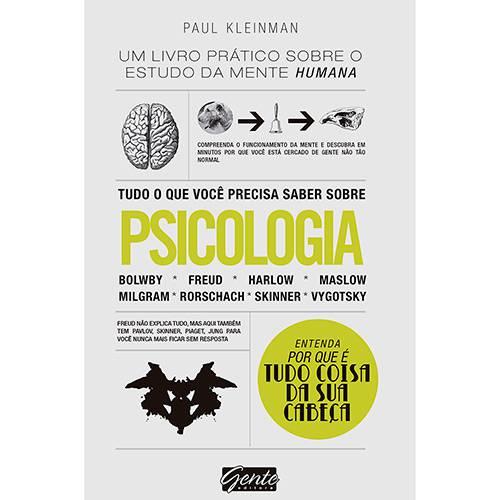 Tudo sobre 'Livro - Tudo o que Você Precisa Saber Sobre Psicologia'