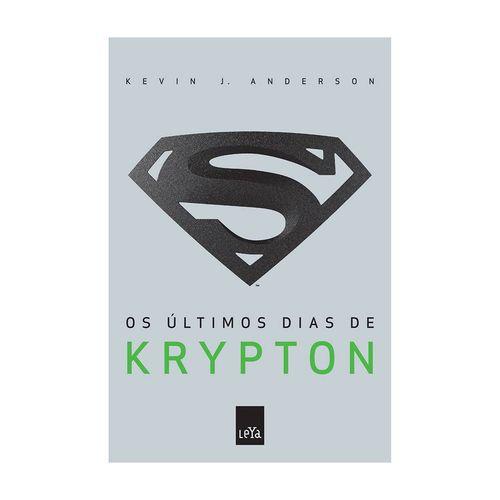 Tudo sobre 'Livro Ultimos Dias de Krypton'