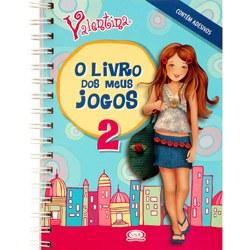 Livro - Valentina - o Livro dos Meus Jogos - 2