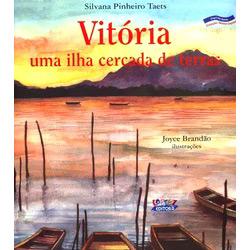 Livro - Vitória - uma Ilha Cercada de Terras