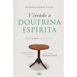 Livro - Vivendo a Doutrina Espirita