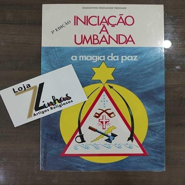 Livros - Iniciação a Umbanda