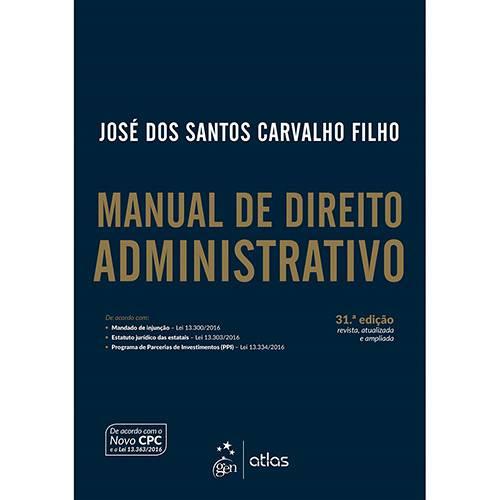 Livros - Manual de Direito Administrativo