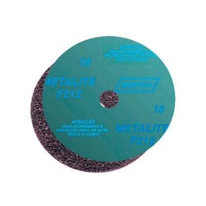 Lixa Disco F227 115 Mm Pequeno Norton N° 120