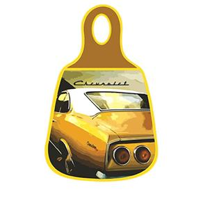 Lixeira para Carro Opala Chevrolet Vintage