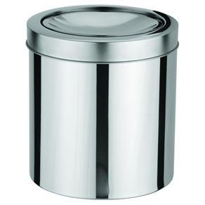 Lixeira Tramontina Basculante 94542005 Inox - 5 L