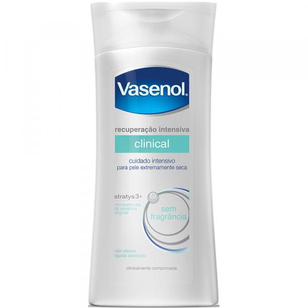 Loção Desodorante Hidratante Vasenol Recuperação Intensiva Repairing 200ML
