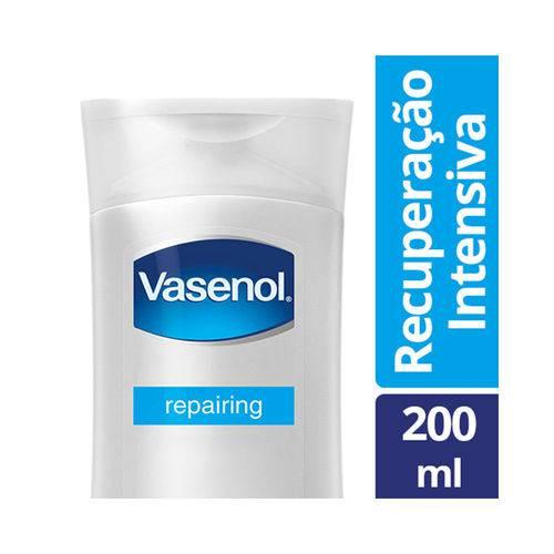 Loção Desodorante Hidratante Vasenol Reparação Intensiva 200ml