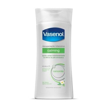 Hidratante Vasenol Loção Recuperação Intensiva Calming 200ml