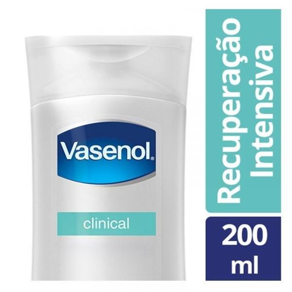 Loção Hidratante Vasenol Recuperação Intensiva Clinical 200ml
