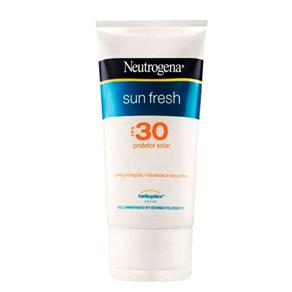 Loção Protetora - Neutrogena Sun Fresh Fps 30 - 200ml