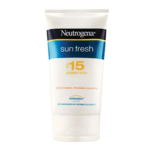 Loção Protetora Neutrogena Sun Fresh Fps 15 120ML