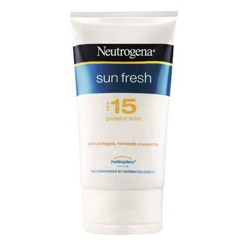 Loção Protetora Neutrogena Sun Fresh Fps15 120ml