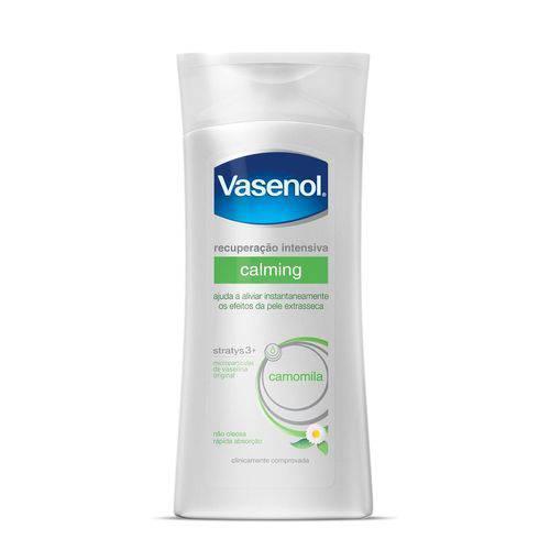Loção Vasenol Recuperação Intensiva Calming com 200ml