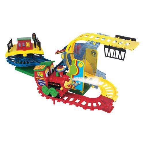 Tudo sobre 'Locomotiva Maluca - Braskit'