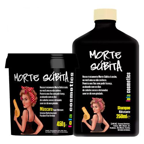 Lola Cosmetics Morte Súbita Kit - Shampoo + Máscara