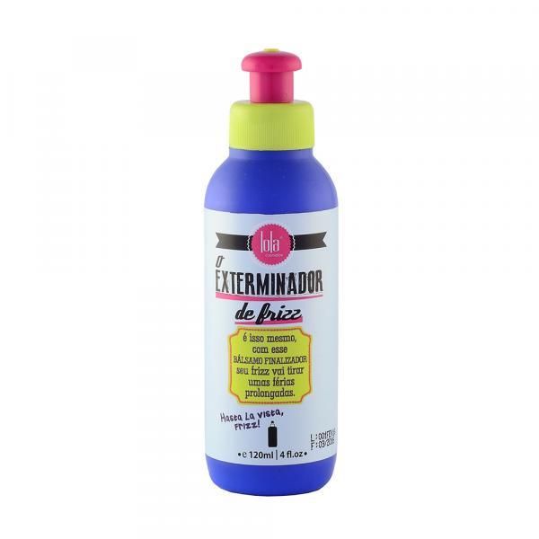 Finalizador Bálsamo o Exterminador de Frizz 120ml - Lola Cosmetics
