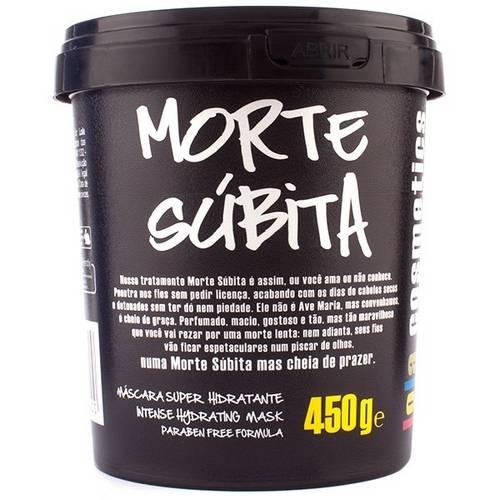 Tudo sobre 'Lola Morte Subita Mascara Super Hidratante 450g'