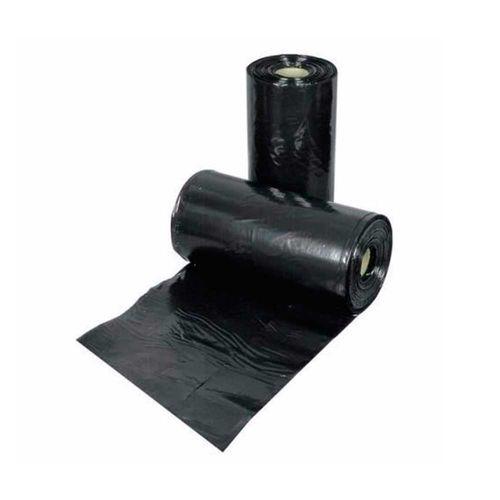 Lona Plástica 4x50m Preta Plasitap