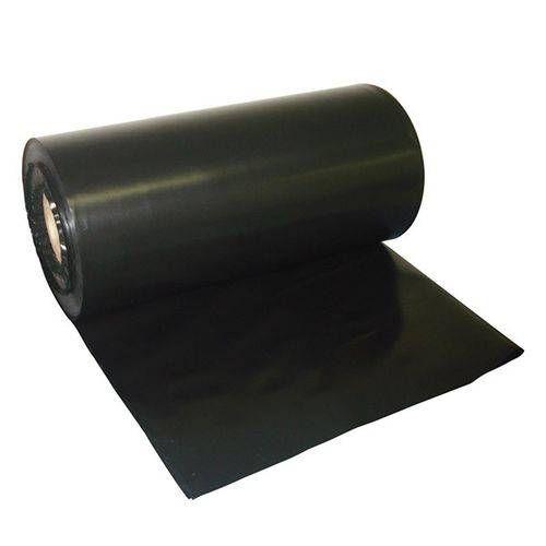 Lona Plástica Preta 4x100 - 16kg