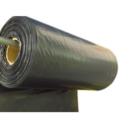 Lona Plástica Preta 7x4 M