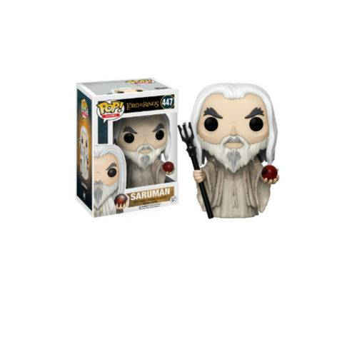 Tudo sobre 'Lord Of The Rings - SARUMAN 447 Pop'