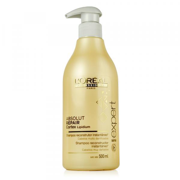 Loreal Absolut Repair Cortex Lipidium Shampoo 500ml - Loreal Professionnel
