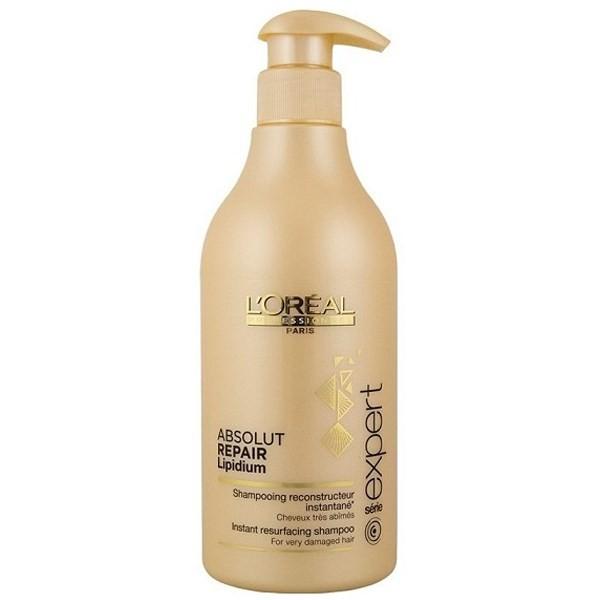 Loreal Absolut Repair Lipidium Shampoo 500ml - Loreal Professionnel