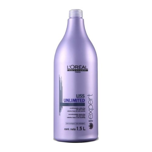 Loreal Liss Unlimited Condicionador 1500ml