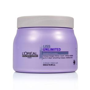 Loreal Liss Unlimited Máscara - 500 G