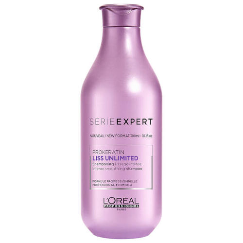 Loreal Liss Unlimited Shampoo 300ml