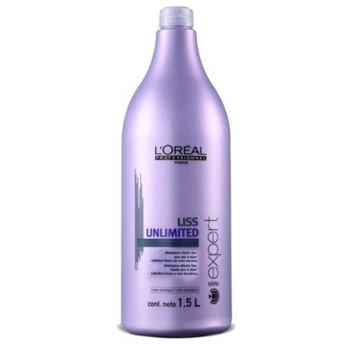 Loreal Liss Unlimited Shampoo 1500ml