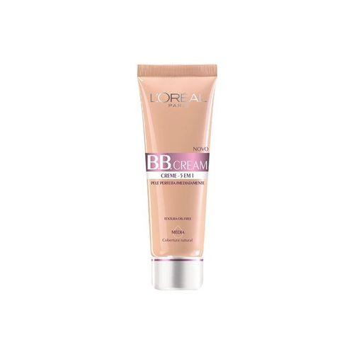 Loreal Paris Bb Cream Base Escura 5 em 1 Fps20 - 50ml