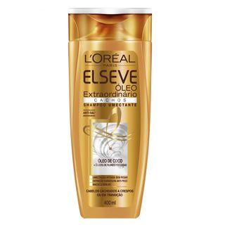 L'Oréal Paris Elseve Óleo Extraordinário Cachos - Shampoo 400ml