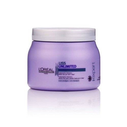 Loreal Professionel - Máscara Liss Unlimited 500G
