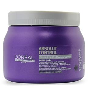 Loreal Professionnel Absolut Control Máscara - 500g