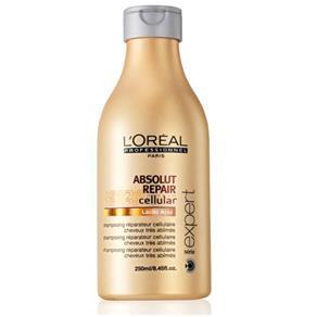 Loreal Professionnel Absolut Repair Cellular Shampoo - 250ml - 250ml