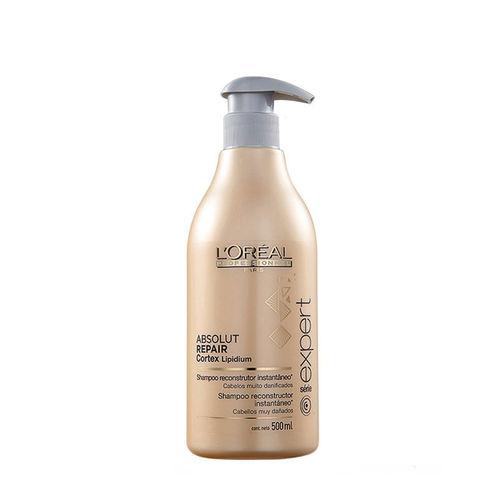 Loréal Professionnel Absolut Repair Cortex Lipidium - Shampoo 500ml