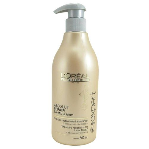 Loreal Professionnel Absolut Repair Cortex Lipidium - Shampoo 500ml