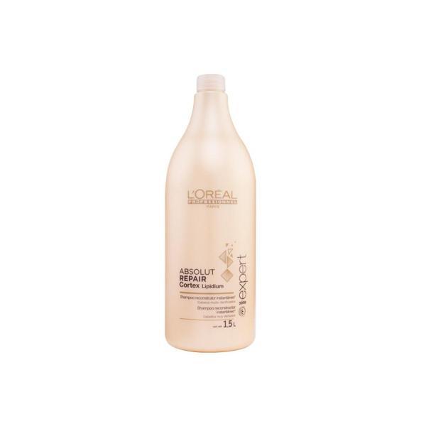 Loreal Professionnel Absolut Repair Shampoo Lipidium 1,5L - CA