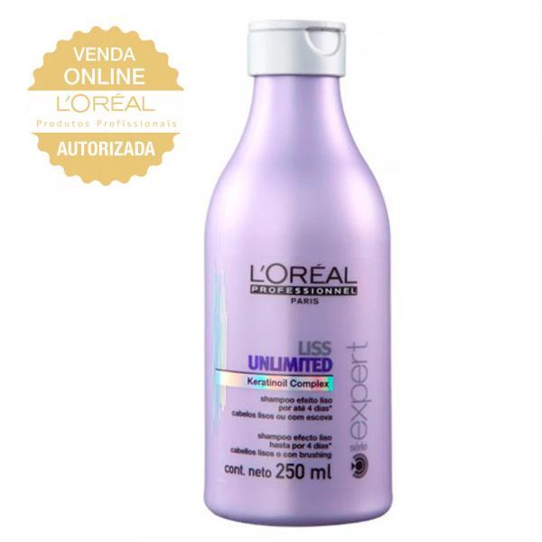 LOréal Professionnel Liss Unlimited - Shampoo