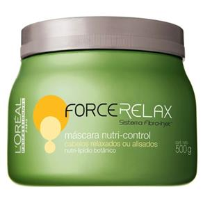 Loreal Professionnel NutriControl Force Relax Máscara - 500ml