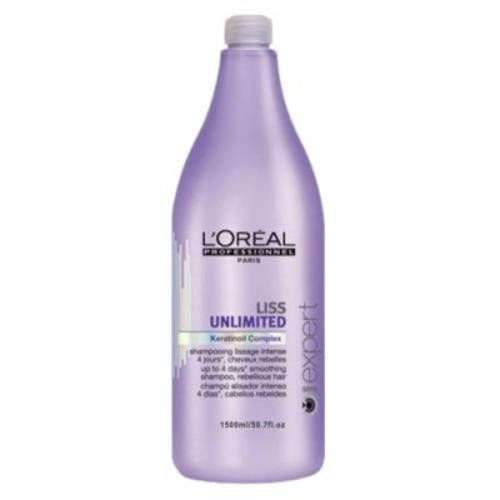 Loreal Professionnel Shampoo Liss Unlimited 1500ml