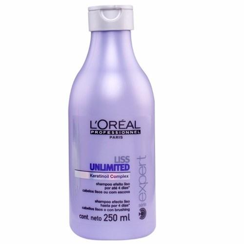 Loreal Professionnel Shampoo Liss Unlimited 250ml