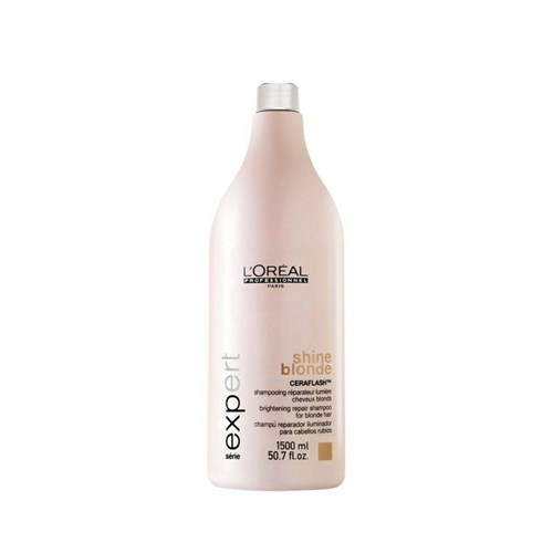 Loreal Professionnel Shine Blonde Shampoo 1500Ml - Ca