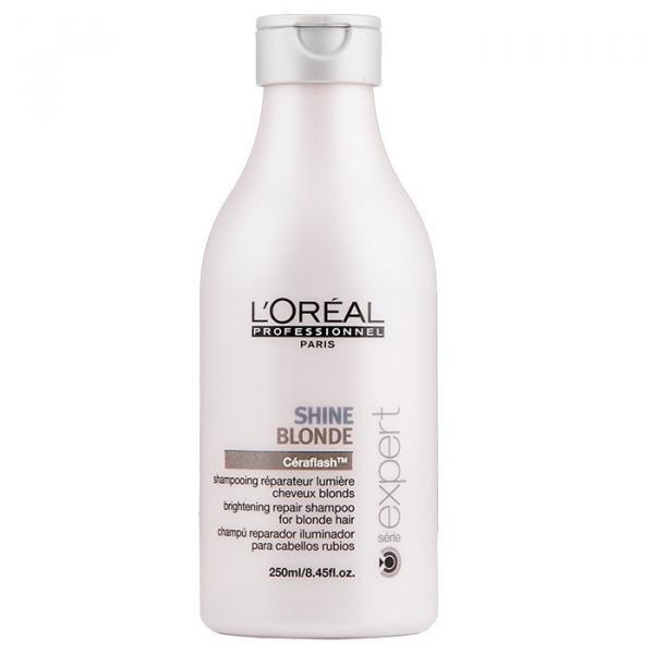 Loreal Professionnel Shine Blonde Shampoo 250ml - CA