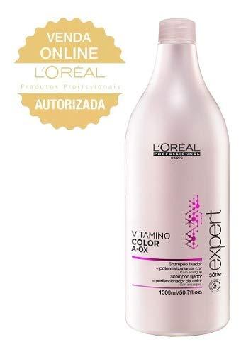 L'oréal Professionnel Vitamino Color A.ox - Shampoo 1500ml
