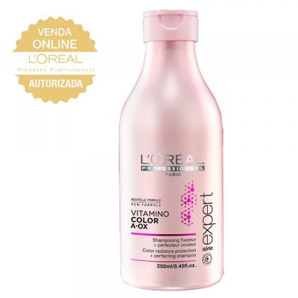 LOréal Professionnel Vitamino Color A.OX - Shampoo