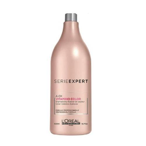 Loreal Professionnel Vitamino Color Aox Shampoo 1500ml
